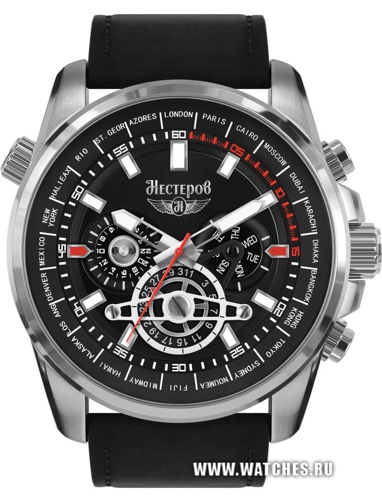 4f4455bdd53a Наручные часы Нестеров H2491A02-132E  купить в Москве и по всей ...
