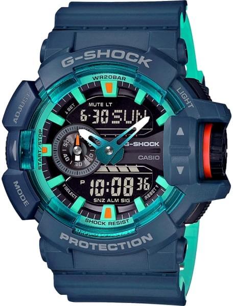 Наручные часы Casio GA-400CC-2AER