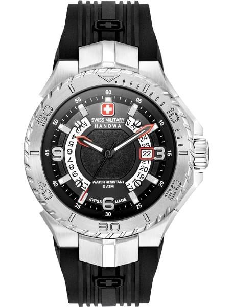 Наручные часы Swiss Military Hanowa 06-4327.04.007