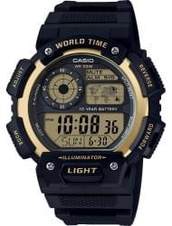 Наручные часы Casio AE-1400WH-9A