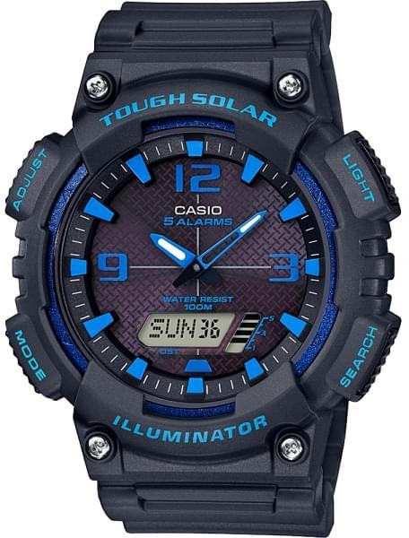 Наручные часы Casio AQ-S810W-8A2VEF