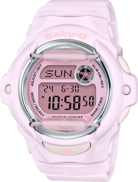 Наручные часы Casio BG-169M-4ER - фото спереди