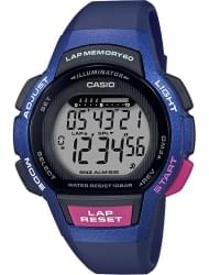 Наручные часы Casio LWS-1000H-2AVEF