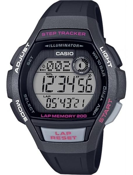 Наручные часы Casio LWS-2000H-1AVEF