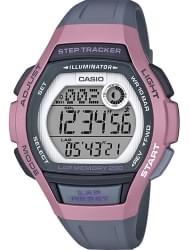 Наручные часы Casio LWS-2000H-4AVEF