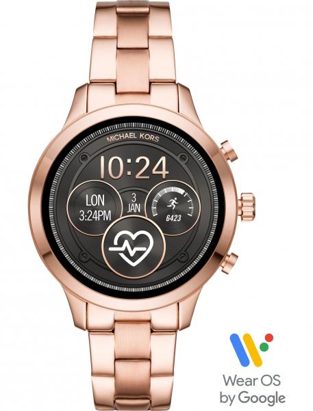 Умные часы Michael Kors MKT5046 - фото спереди