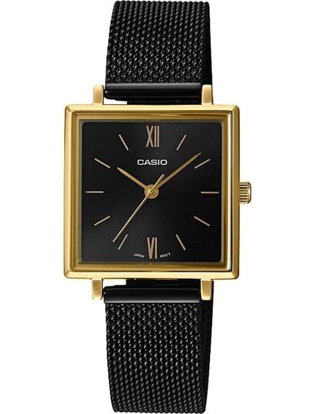 Наручные часы Casio LTP-E155MGB-1BEF - фото спереди