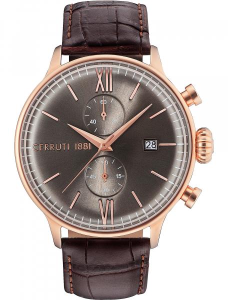 Наручные часы Cerruti 1881 CRA178SR13BR - фото спереди