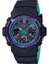Наручные часы Casio AWG-M100SBL-1AER