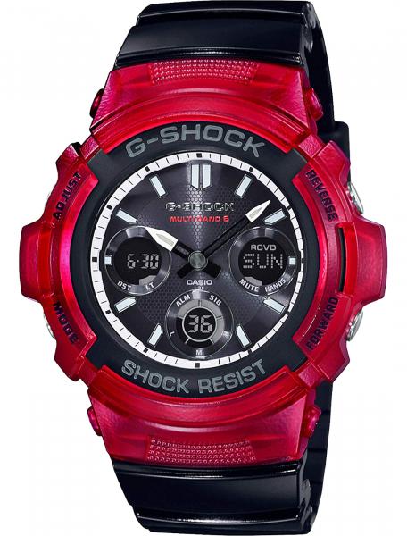 Наручные часы Casio AWG-M100SRB-4AER