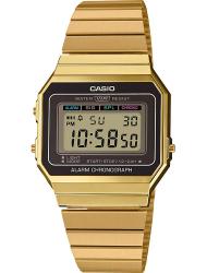 Наручные часы Casio A700WEG-9AEF
