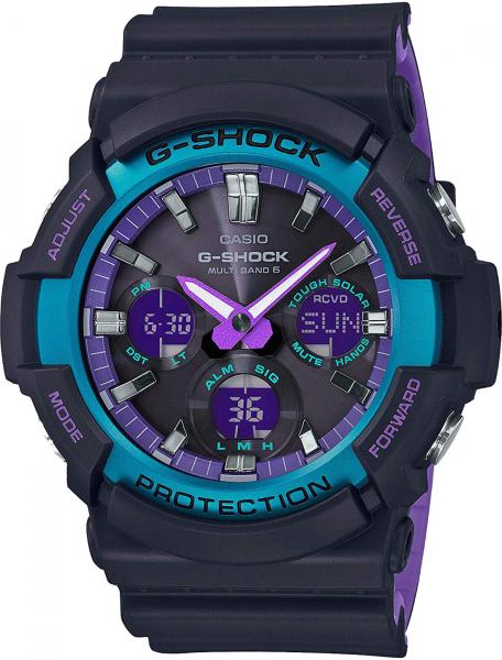 Наручные часы Casio GAW-100BL-1AER