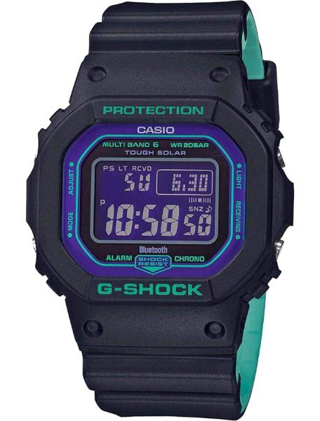 Наручные часы Casio GW-B5600BL-1ER - фото спереди