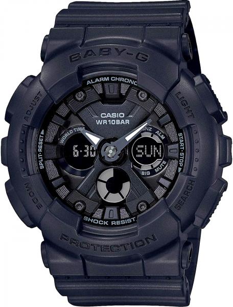 Наручные часы Casio BA-130-1AER - фото спереди
