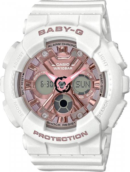 Наручные часы Casio BA-130-7A1ER - фото спереди