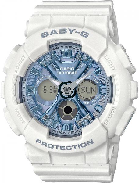 Наручные часы Casio BA-130-7A2ER - фото спереди