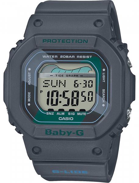 Наручные часы Casio BLX-560VH-1ER - фото спереди