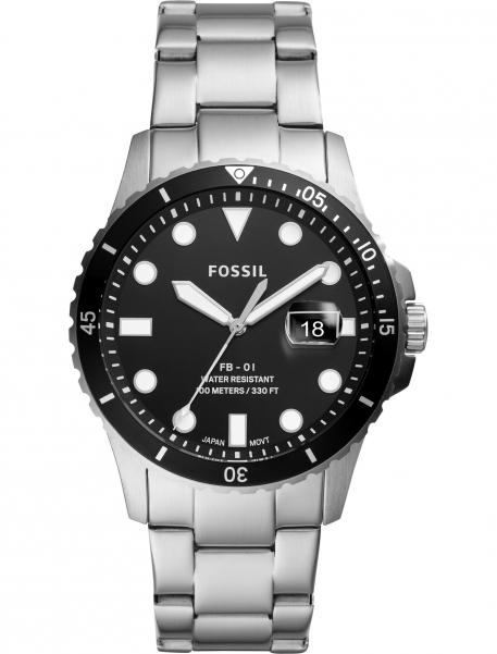Наручные часы Fossil FS5652 - фото спереди