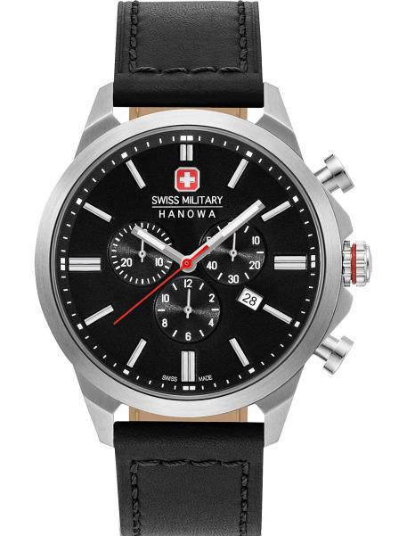 Наручные часы Swiss Military Hanowa 06-4332.04.007 - фото спереди