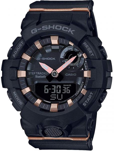 Наручные часы Casio GMA-B800-1AER - фото спереди