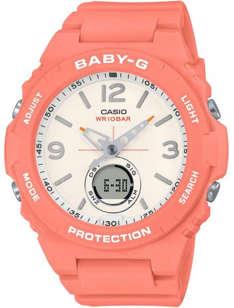 Наручные часы Casio BGA-260-4AER - фото спереди
