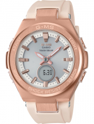 Наручные часы Casio MSG-S200G-4AER