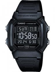 Наручные часы Casio W-800H-1BVES