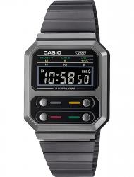 Наручные часы Casio A100WEGG-1AEF