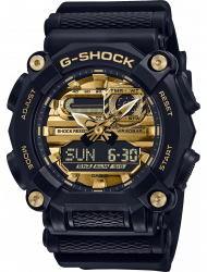 Наручные часы Casio GA-900AG-1AER