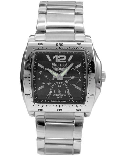 Наручные часы Нестеров H043902-78E - фото спереди