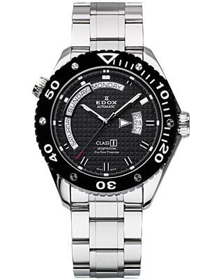 Наручные часы Edox 83003-TINNIN - фото спереди