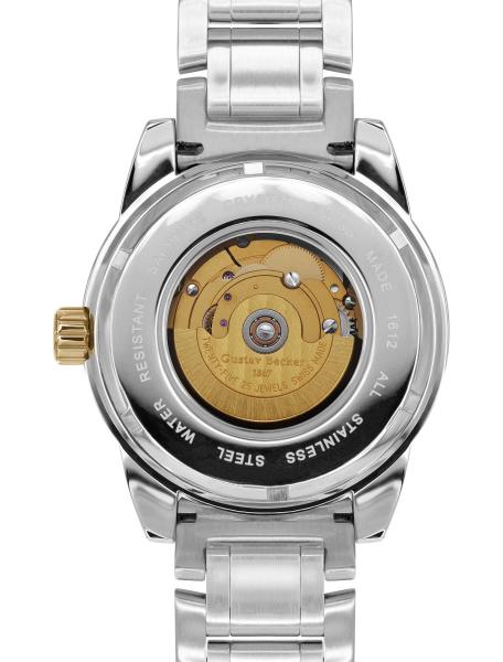 Наручные часы Gustav Becker GB1612-0352 - фото сзади