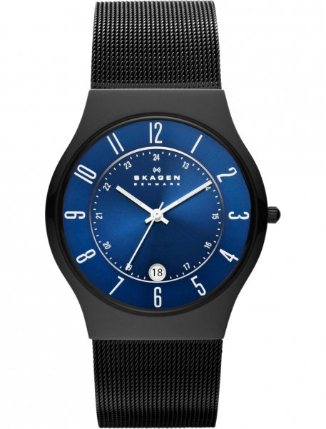 Наручные часы Skagen T233XLTMN - фото спереди