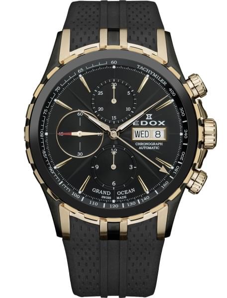 Наручные часы Edox 01113-357RNNIR - фото спереди