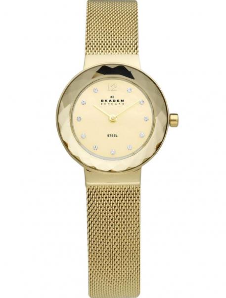 Наручные часы Skagen 456SGSG - фото спереди
