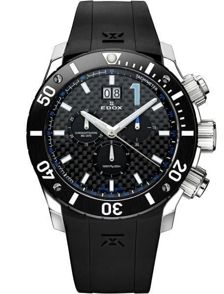 Наручные часы Edox 10020-3NBU
