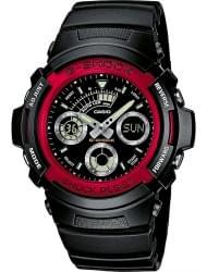Наручные часы Casio AW-591-4A