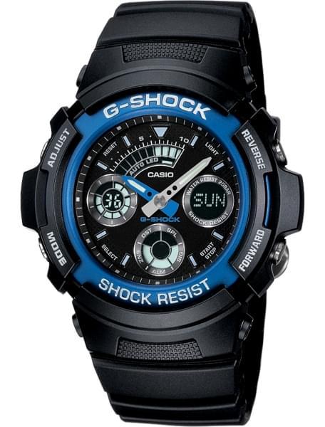 Наручные часы Casio AW-591-2A