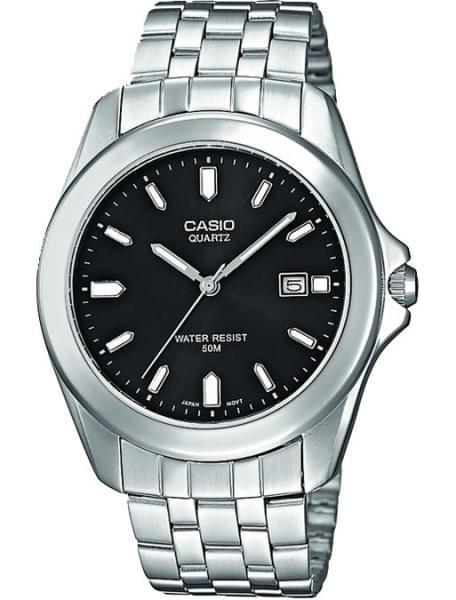 Наручные часы Casio MTP-1222A-1A - фото спереди