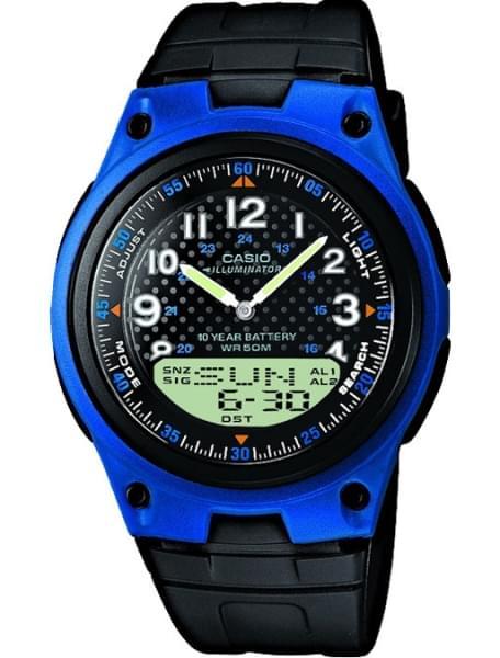 Купить Часы casio aw80 б/у в Москве и области Цена 2500