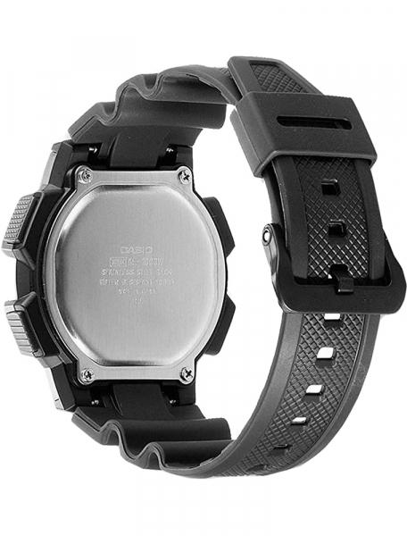 Наручные часы Casio AE-1000W-1A - фото сзади