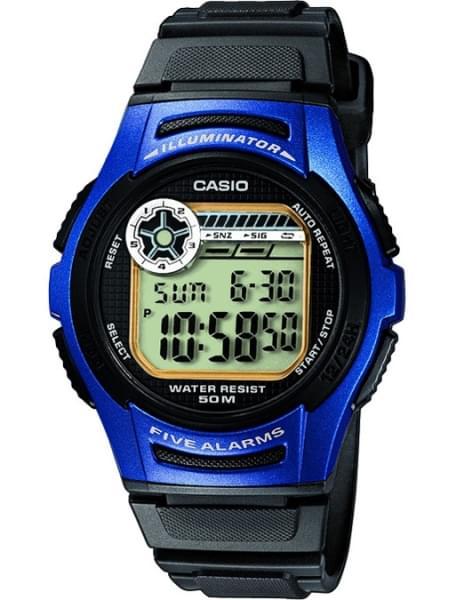 Наручные часы Casio W-213-2A
