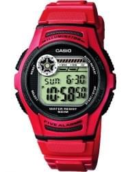 Наручные часы Casio W-213-4A
