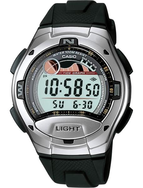 Наручные часы Casio W-753-1A