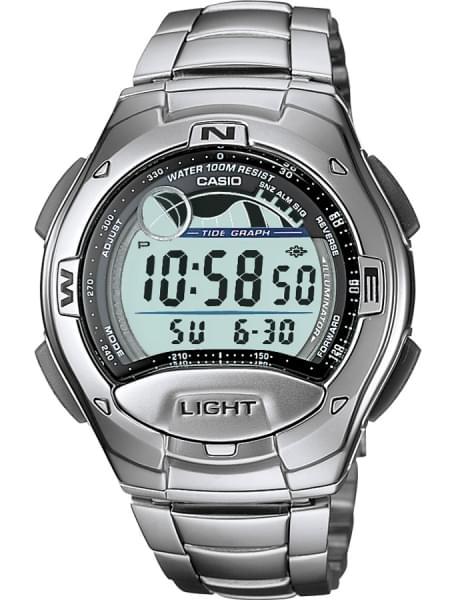 Наручные часы Casio W-753D-1A