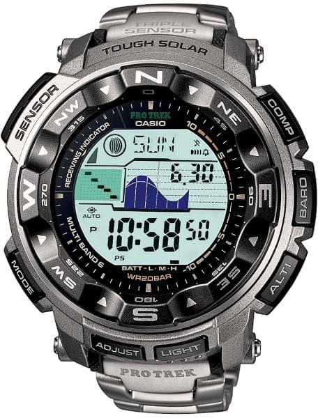 Наручные часы Casio PRW-2500T-7E