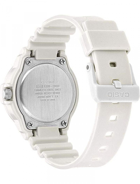 Наручные часы Casio LRW-200H-7E2 - фото сзади