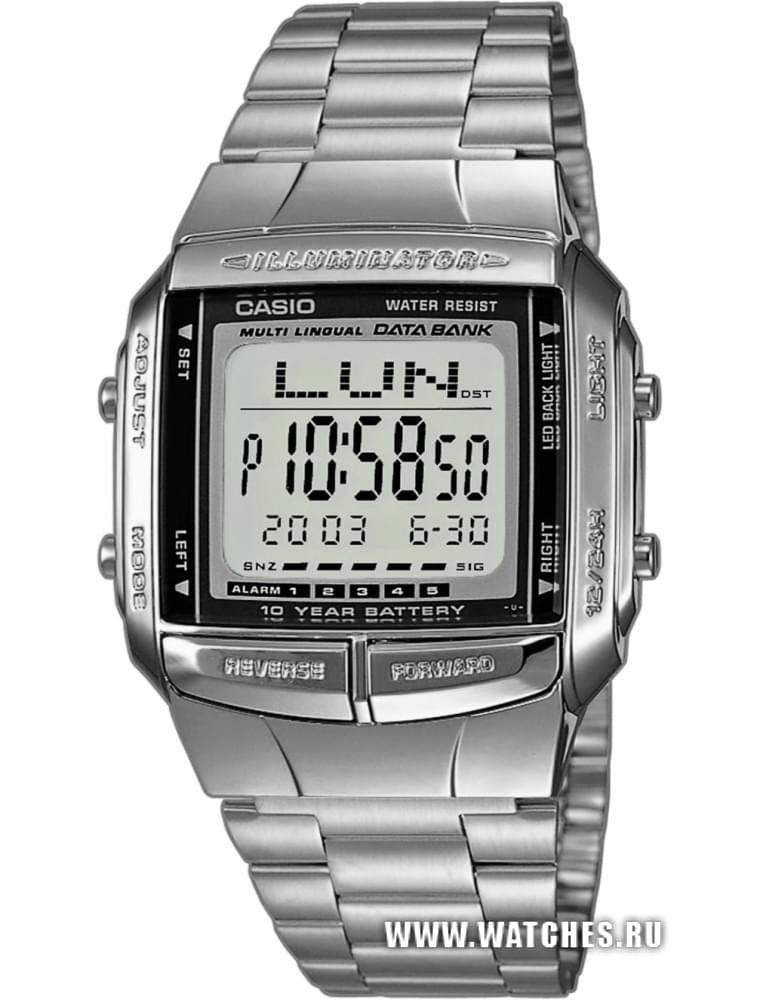 40045bb5 Наручные часы Casio DB-360N-1: купить в Москве и по всей России по ...