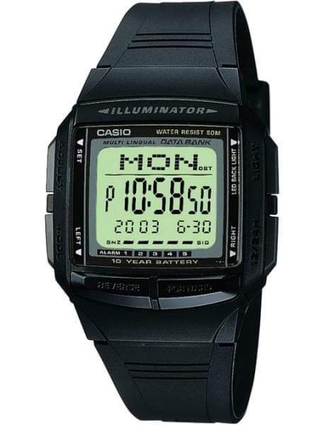 Наручные часы Casio DB-36-1