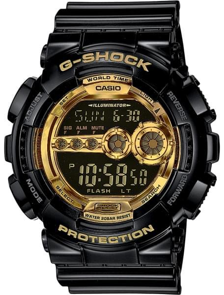 Наручные часы Casio GD-100GB-1E
